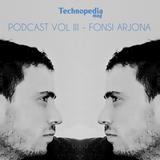 Technopedia Podcast 003 - Fonsi Arjona