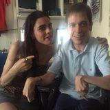 Intervista rilasciata a STERADIODJ, dall'amica Giusy Randazzo, giornalista, speaker radiofonica