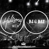 HILLSONG WORSHIP MIX 2017 (oceans,what a beautiful name,crowns n more)_DJ G DAT