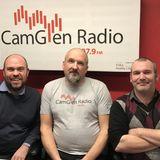Derek McCutcheon interviews Alan and Stu from Blues Rock Band Elephant Gerald