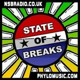 The State of Breaks with Phylo on NSB Radio - 1-5-2015