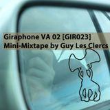 Giraphone VA 02 Mini-Mixtape by Guy Les Clercs
