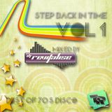 Step Back In Time Vol 1 (Mixed By DJ Revitalise) (2015) (70's)