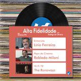 Alta Fidelidade | 02.06.2015 | Entrevista com Lírio Ferreira