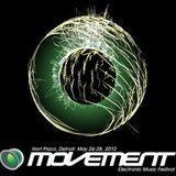 Drumcell Live @ Movement Festival,Detroit (DEMF) 2012