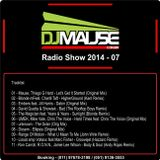 DJ Mause - Radio Show 2014 - 07