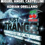 Adrian Orelllano - Just Trance@ Club Pacha 7/10/12