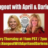 Hangout with April & Darlene-Facing Your Fears & Doing it Anyway