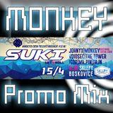Monkey_Bassment #10 Promo Mix