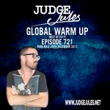 JUDGE JULES PRESENTS THE GLOBAL WARM UP EPISODE 721 (BEST OF 2017)