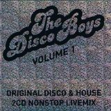 The Disco Boys ‎– The Disco Boys - Volume 1 CD2 [2001]