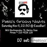 Dj Set (part) Escobar (Piraeus) 11.11.2017