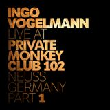Live At Private Monkey, Club 102, Neuss, Germany - 16 May 2015 - Part 1