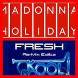 Kool & The Gang Vs Madonna - Fresh Holiday 2017 (Reworked Remixed & Mashed up By Oliver Stockholm)