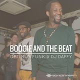 Boogie and the Beat #17 feat. Troppo Daffy (04-02-2017)