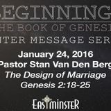 The Design of Marriage