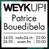 WEYKUP! Radio with Patrice Bouedibela