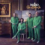 A Radioquestasera: Matteo  Gabbianelli  voce,  cori  e  synth  dei  Kutso; 06.10.18