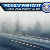Ep 26: Finger Lakes Weather with meteorologist Drew Montreuil; Climate change effects on Agriculture