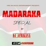 Dj Afrikana - Madaraka Special