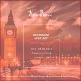 DJ Alpha Romeo Liveset @ Tobacco Dock (London, UK)