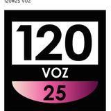 VOZ @ 120 podcast #25 - Febrero 2016