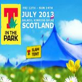 Green Velvet @ T in the Park Festival – SlamTent Balado Kinross-Shire - 12.07.2013
