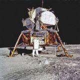 Paul McGehee's Time Machine 072019: Man on the Moon