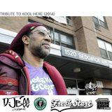 DJ Bee - #FreshStart AM Show tribute to Kool Here (Re-Up 04.16.2014)