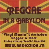 Reggae in Babylon part one