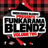 Mercedes Blendz - Funkarama Blendz Vol 2