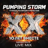 Pumping Storm XX – live mix by  Mystery System