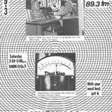 THUD SLAP with JEFF K 10.01.1988 KNON 89.3 FM DALLAS