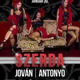 Antonyo & Jován - Live @ Moulin Rouge Budapest Wednesday Night 2013.01.30.