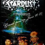 STARDUST DISCOTHEQUE GRAND OPENING SEMARANG  - MIXED BY ADAM JAGWANI (1987)