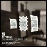 Asystems - 8th September 2016