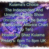 Shaz Kuiama - Kuiama's Choice - 11th January 2019