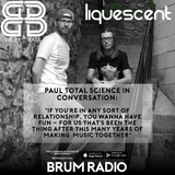 TOTAL SCIENCE interview, PHACTION guest mix for Liquescent // Brum & Bass show (26/04/2018)
