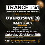 James Black LIVE at Club 414, Brixton - Trance