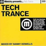 Ministry Presents - Tech Trance - Danny Howells - (Ministry Of Sound)