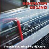 DJ Kosta - Generation Megamix (Section The Party 3)