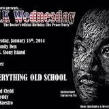 A Night @ the Family Den for Retro Recess Wednesdays-MLK Edition-16 January 2014