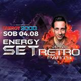 Energy 2000 (Przytkowice) - RETRO PARTY pres. MARC VAN LINDEN (04.08.2018)
