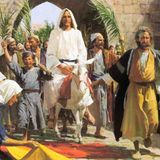 Holy Week Session 2014