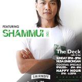 Sunday Sunset Sessions @ The Deck - Nusa Lembongan | DJ SHAMMUI 2017
