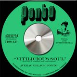 """Average Black Ponto """"Vitilicious soul""""  - naive selection of funkyfied grooves"""""""
