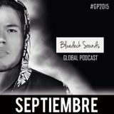 Global Podcast Septiembre by Wilson Robalino a.k.a Bluedeck Sounds