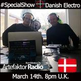 #SpecialShow Danish Electro Compiltion Vol 1 http://artefaktorradio.com