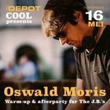 Broke #35 - Oswald Moris (Opening for The JB's, live at Het Depot)