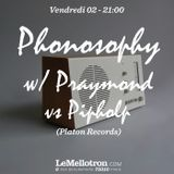 Phonosophy #4 w/ Pipholp